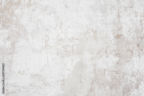 concrete wall - exposed concrete - 247349467