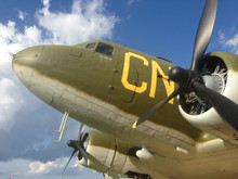 Various Versions And Parts Of The Douglas C-47 Skytrain Or Dakota Is A Military Transport Aircraft Developed From The Civilian Douglas DC-3 Airliner.