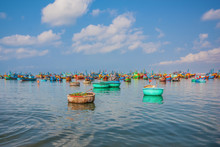 Mui Ne, Vietnam - A Small Fishermen Village, Mui Ne Is A Hidden Gem Of The South Coast, With Its Colorful Streams, The Golden Dunes And The Wonderful Harbour