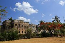 Old Fort In Stone Town, Zanzib...