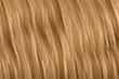 Blond hair texture, long shiny wavy hair