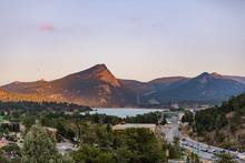 Estes Park Mountain