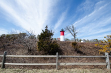 Nauset Beach Light House Is A ...