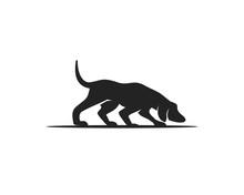 Dog Hound Silhouette