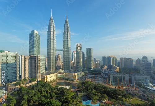Canvas Prints Kuala Lumpur Kuala Lumpur city, Malaysia