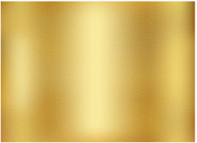 Vector Gold Blurred Gradient Style Background.