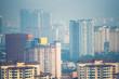 Kuala Lumpur City Centre Skyline