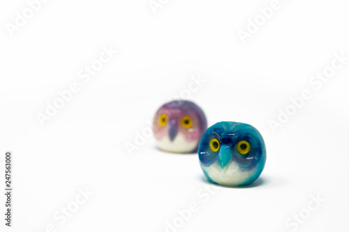 Photographie  Lucky owl ornament
