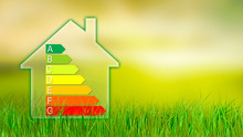 Green House In A Energy Effici...
