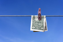 Money Laundering Of A One US D...