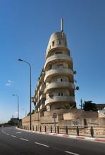 Bauhaus Architektur In Tel Aviv, Israel