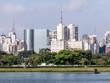 Skyline of Sao Paulo city