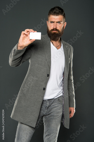 Business fashion and dress code  confident businessman in
