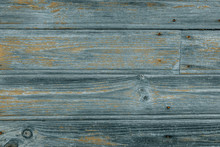 Texture Of Old Wooden Board. Solid Wood Table. Shabby Surface