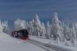 Unterwegs in der Winterlandschaft durch den schönen Harz