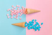 Fashion Food Set Of Ice Cream ...