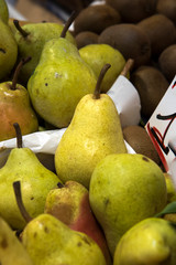 Pears at the Farmer's market