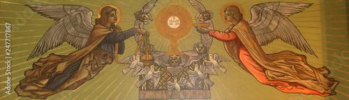 Fotografia Eucharist