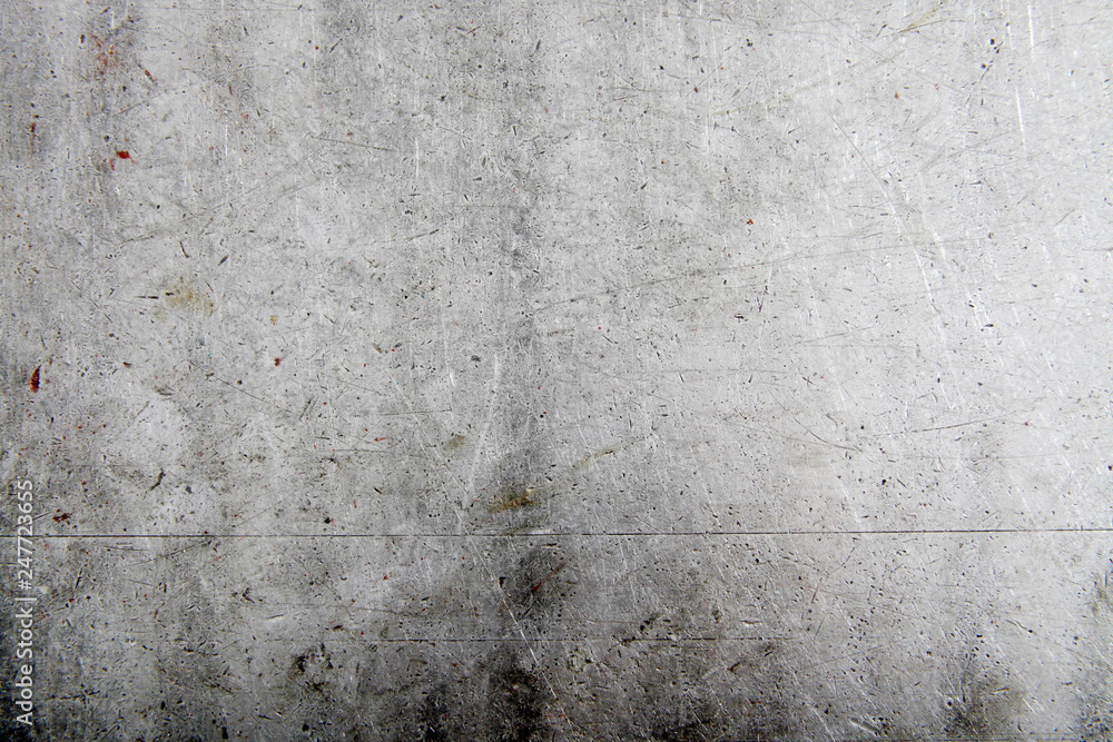 Fototapety, obrazy: Metal surface texture background