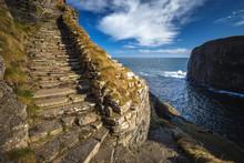 Whaligoe Steps, Highlands Of S...