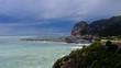 Garraf an der Costa de Garraf in Spanien