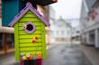 Vogelhaus in Norwegen