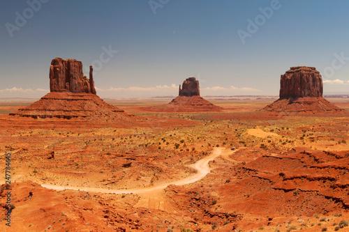 Cadres-photo bureau Brique Monument Valley USA