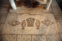 Mosaic, The Church Of The Mult...