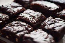 Homemade Chocolate Brownies Si...
