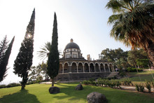 The Church Of The Beatitudes W...