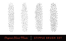 Stipple Brush Set For Texturin...