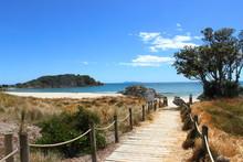 Tauranga Beach - New Zealand