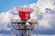Air Traffic Control Radar In S...