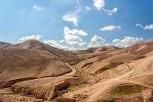 The Judean Desert - The Holy Land
