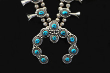 Native American Turquoise And ...
