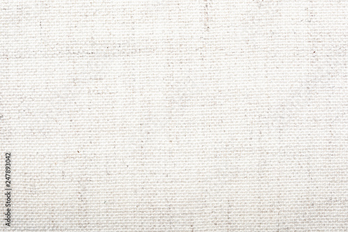 Aluminium Prints Fabric Texture of natural linen fabric