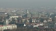 Zooming in from a different distance for the Buda Castle in Hungary, Budapest.