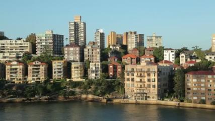 Housing in North Sydney sub...
