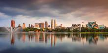 Kuala Lumpur. Panoramic Citysc...