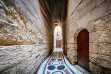 Corridor At Khan El Khalili Ma...