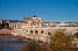 puente romano de la ciudad de Córdoba, España