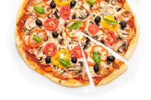Delicious Italian Pizzas Lifte...