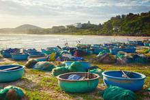 Vietnamese Fishing Boats On Th...