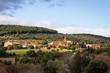 Village de Sainte-Colombe-de-la-Commanderie, Occitanie