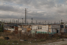Township Houses, South Africa