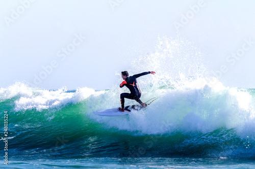 Photo  lazer litoral manobra mar oceano onda ostentar paisagem prancha recreio surf su