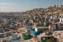 Township Houses In Cape Town, South Africa