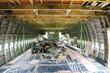 Derelict Aircraft in Bangkok Thailand