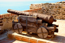 Cannon In Sohail Castle