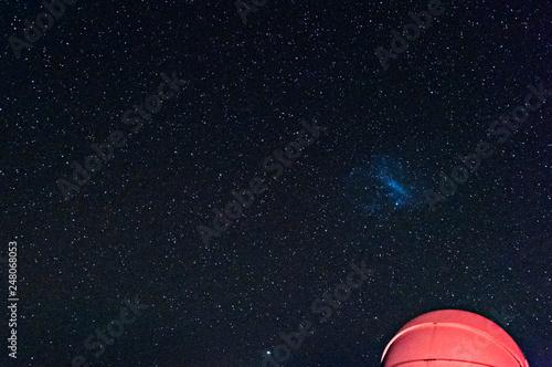 Fotografie, Obraz  Southern Sky from San Pedro de Atacama